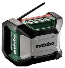 Metabo R 12-18 BT Akku-Baustellenradio mit Bluetooth Netzkabel, ohne ...