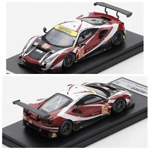 1/43 Looksmart Ferrari 488 GTE Evo N°62 24h LeMans 2020 B.Grimes C.Hollings Neuf
