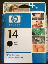 HP 14 Black Ink Cartridge