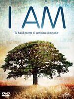 I AM DVD Nuovo Sigillato Tu Hai IL Potere di Cambiare il Mondo Tom Shadyac I'M