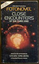 Close Encounters of the Third Kind Fotonovel-Steven Spielberg-1st Printing-1978