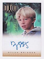 2003 The Outer Limits Sex Cyborgs Science Fiction Autographs A11 Dylan Bridges