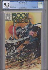 Moon Knight #28  CGC 9.2 1983 Marvel  Comic: NEW CGC Frame