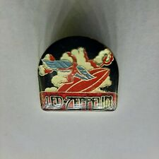 Led Zeppelin Vintage Enamel and Metal Pin Pre-Owned