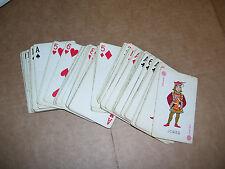 Spielkarten Rome Canaster Patience Fournier Vitoria Hahn 110 Karten komplett