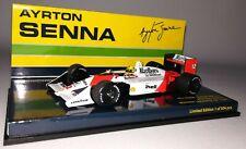 Minichamps F1 McLaren Honda MP4-4 Ayrton Senna 1/43 Japanese GP 1988 'Marlboro'