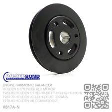 POWERBOND HARMONIC BALANCER 161-173-186-202 MOTOR [HOLDEN HK-HT-HG-HQ-HJ-HX-HZ]