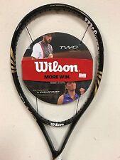 """Wilson Two BLX Tennis Racquet Grip Size 4 1/4"""""""