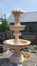 Löwenbrunnen Springbrunnen  Etagenbrunnen GartenbrunnenTel.01723246405
