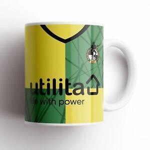 Bristol Rovers 21/22 Away Mug