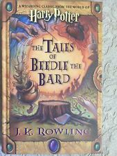 The Tales of Beedle the Bard by J. K. Rowling 2008 Hardcover First Edition