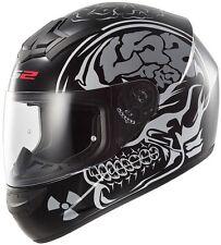 LS 2 FF352 Rookie X-Ray schwarz/matt Gr. M Motorrad  Roller Helm Integralhelm