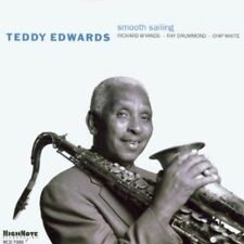 Smooth Sailing - Teddy Edwards (2003, CD NIEUW)