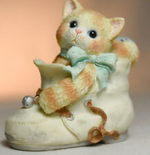 Calico Kittens: Celebrate Every Baby Step - 314528 - Kitten in Baby Bootie