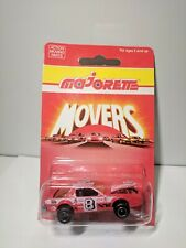 Majorette #248/293 Pontiac Firebird Red/White #8 Turbo Racing 1/64 MOC