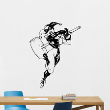 Harley Quinn Wall Decal Superhero Vinyl Sticker Art Decor Poster Mural 191zzz