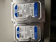 "NEW Western Digital 500GB 3.5"" Mechanical Hard Disk Drive - WD5000AAKX"