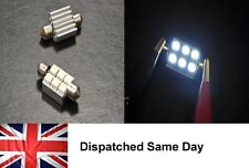 Can Bus 39 mm LED Bulbs For Number Plate Interior Light