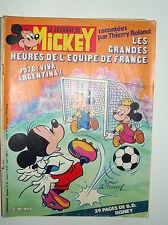 LE JOURNAL DE MICKEY HEBDOMADAIRE N°1562