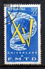 Romania - 1960 Democratic youth Mi. 1925 FU