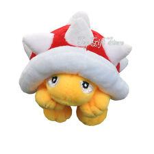 "Spiny Koopa turtle 4"" Super Mario Bros. Plush Doll Figure"