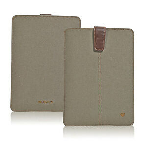 APPLE iPad Case Khaki Cotton Screen Cleaning SANITIZING Sleeve Pouch iPad Case