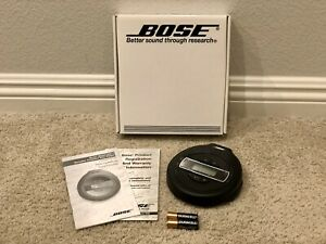 Bose Model PM-1 Portable Compact Disc CD Player