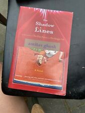 The Shadow Lines : A Novel by Amitav Ghosh (2005, Paperback)