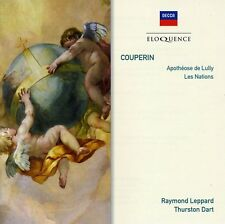 Raymond Leppard - Eloq: Couperin - Apotheose de Lully Les Nations [New CD]