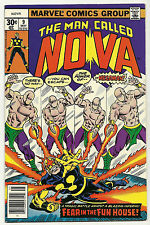 Nova 1977 #9 Very Fine/Near Mint