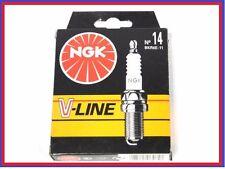 4x NGK Zündkerze 6465 V-Line 14 SUBARU LEGACY I II III IV 1,8  2,0  2,2  2,5