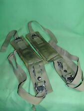 Vietnam Era! Us Military Alice Pack Lc-1 Shoulder Straps, left & right pair