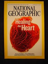 National Geographic - February 2007 - Healing the heart