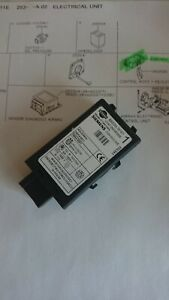 Nissan Micra K11, keyless entry control unit, new in box, genuine part.