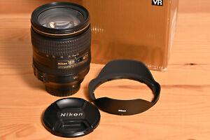 Nikon AF-S NIKKOR 24-120mm f/4 G ED VR Objektiv für DSLR