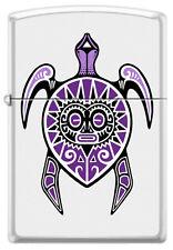 Tatouage Art ~ Polynésien Tribal Tortue ~ Longue Durée Et Fertilité Briquet