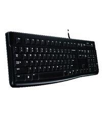 Logitech K120 Keyboard - UK Layout