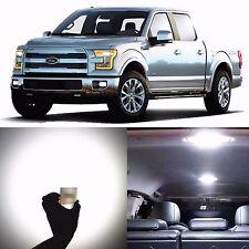 Alla Lighting Interior Map Glove Box Lights White LED Bulb for 09~2016 Ford Flex