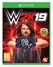 WWE 2K19 (Xbox One) New & Sealed UK PAL Free UK Postage
