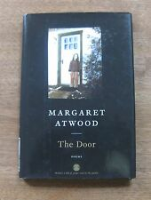 THE DOOR poems by Margaret Atwood - 1st/1st HCDJ 2007 - CD included - FINE