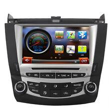 "US Koolertron 8"" Autoradio GPS Navigation DVD Stereo For 2003-2007 Honda Accord"