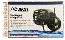 Aqueon Circulation Pump 1250gph for Auariums 75-125 gallons