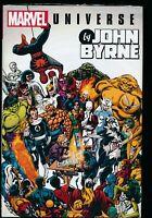 Marvel Omnibus Marvel Universe by John Byrne Vol 1 OOP New Sealed 1st printing