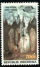 Indonesia 1993 Caves 1 of 3 Mnh