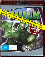 HULK  Eric Bana  Jennifer Connelly  Sam Elliott   HD DVD  Flat Rate Tracked Post