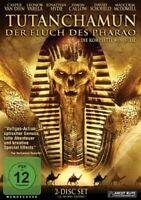 TUTANCHAMUN - DER FLUCH DES PHARAO  CASPER VAN DIEN/LEONOR VARELA/+  2 DVD NEU