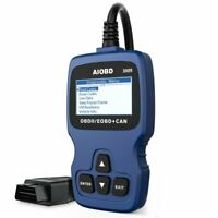 Full OBD2 Auto Scanner Car Live Data Code Reader Engine Check Diagnostic Tool