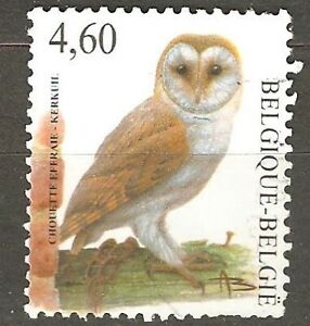 Belgium: single used stamp, bird, 2010, Mi# 4029