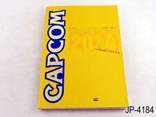 Capcom Visual Works 2004-2014 Japanese Artbook Game Japan Art Book US Seller