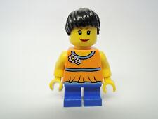 LEGO 2 x Figur Minifigur ovr001 Classic Town Arbeiter ovr001